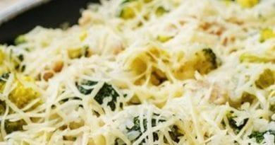 Μπρόκολο, τυρί και ρύζι χιονοσμένο - Συνταγές για ΔΕΠ-Υ - Μαριάννα Λαγουμίδη