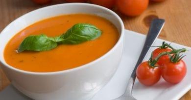 Ντοματόσουπα συνταγή - i-paidi.gr