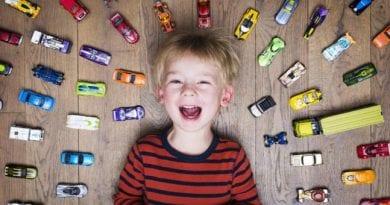 8 κόλπα οργάνωσης του παιδιού