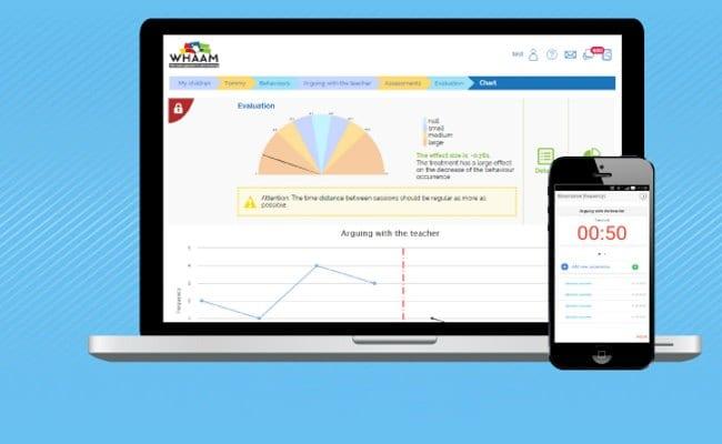 WHAAM: δωρεάν πρωτοποριακή εφαρμογή κινητού για τα παιδιά με ΔΕΠ-Υ