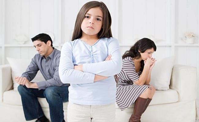 Διαζύγιο και παιδί σε σχολική ηλικία