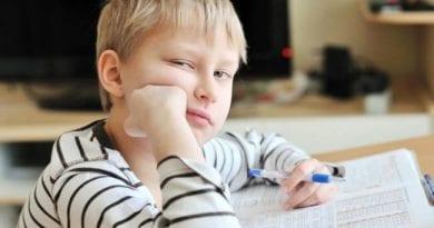 Σχολικές Εξετάσεις και παιδί με Διάσπαση Προσοχής