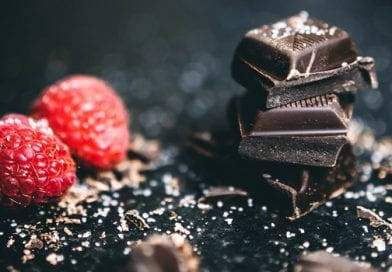 Μωσαϊκό με φράουλες…ζαχαροπλαστική για το παιδί