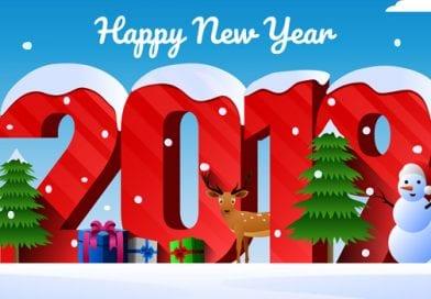 Νέα χρονιά!  Νέα αρχή!