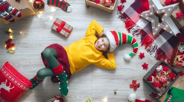 Παιδί με ΔΕΠ-Υ στην οργάνωση των Χριστουγέννων