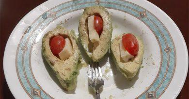 Αβοκάντο για δείπνο